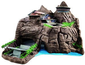 Thunderbirds Interactive Tracy Island Playset
