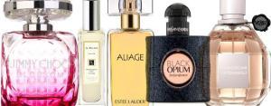 Top 10 Women's Luxury Fragrances
