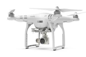DJI Phantom 3 Quadcopter Drone