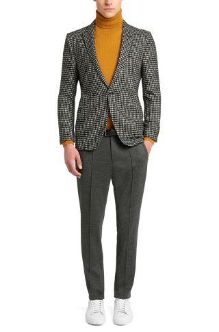 Checked jacket by Hugo Boss