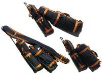 11 piece luxury travel luggage set