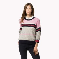 Alpaca Blend Jumper at Tommy Hilfiger