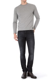 Crew Neck Sweat Light at 7 For All Mankind