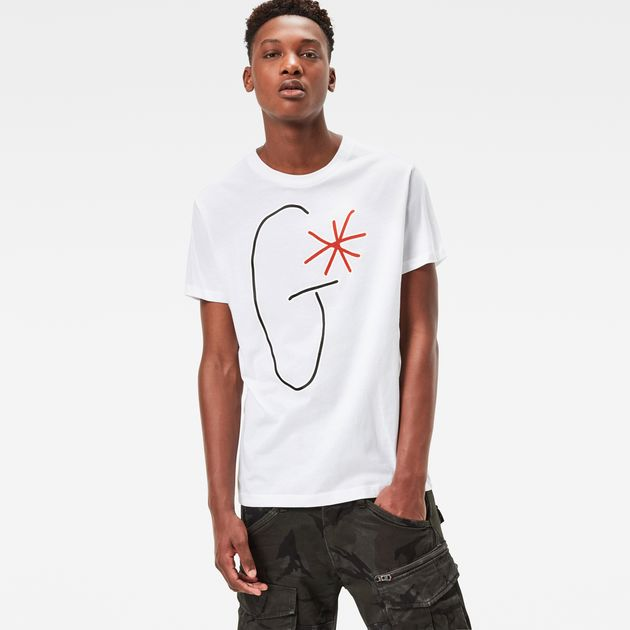 G-Star Raw Eehro Regular Fit T-Shirt
