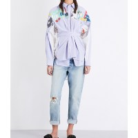 KILOMETRE - Orchard Ludlow NYC cotton top at Selfridges.com