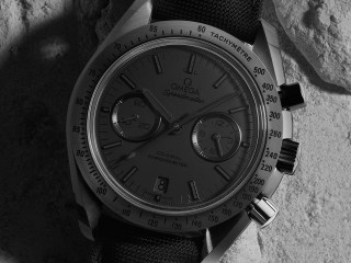 Omega 'Dark Side of the Moon' at Watches of Switzerland