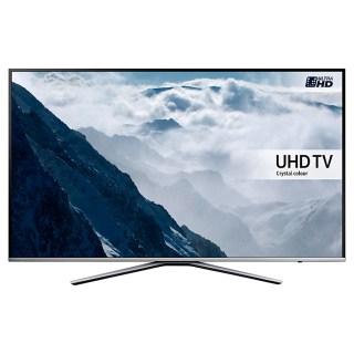 Samsung LED 4K Ultra HD Smart TV at John Lewis