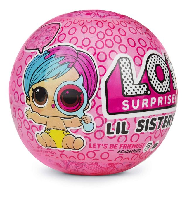 LOL Surprise Lil Sister Series 4-2A Collectable