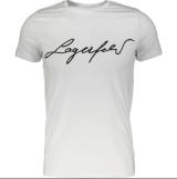 Lagerfeld white t-shirt at TK Maxx