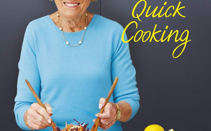 Mary Berry's Quick Cooking at Amazon