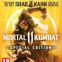 Mortal Kombat 11 Special Edition at Amazon