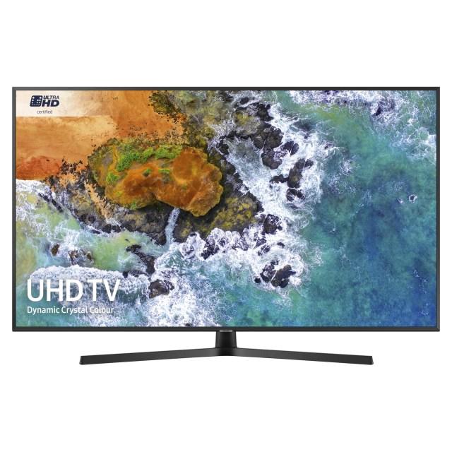 Samsung UE43NU7400 43inch 4K Ultra HD HDR Smart TV at Hughes Electrical