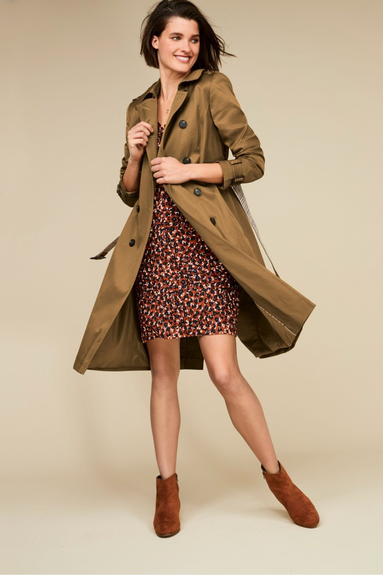 Trench coat at Next