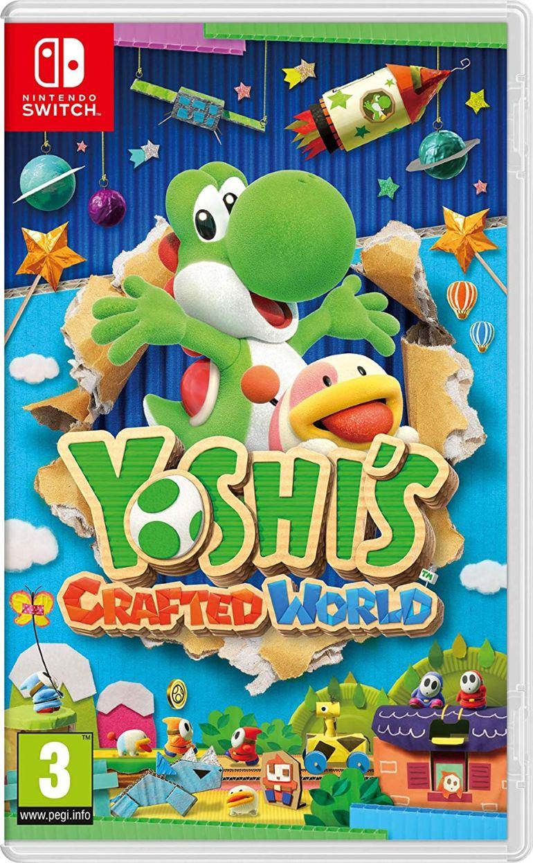 Yohi's Craftyed World on Nintendo Switch at Amazon