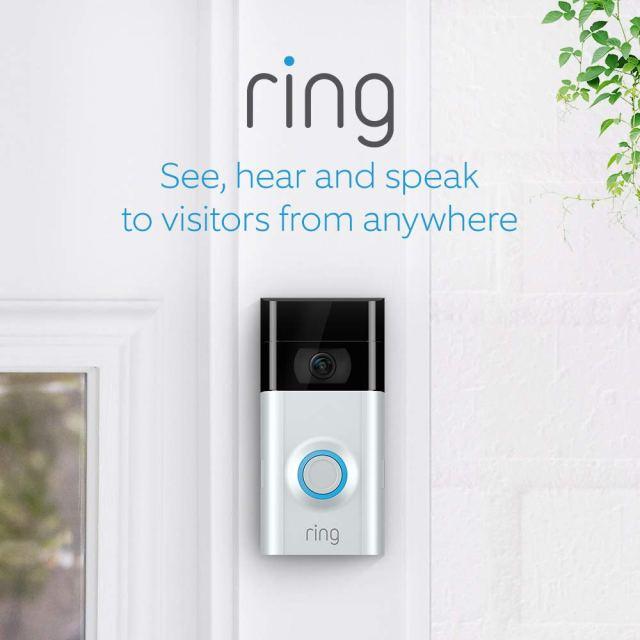 Ring Video Doorbell 2 at Amazon