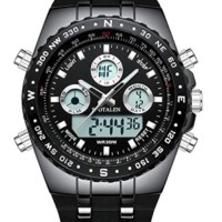 Spotalen Mens Digital Sports Watch at Amazon