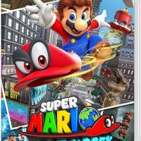 Super Mario Odyssey on Nintendo Switch at Amazon
