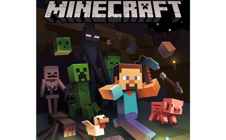 Minecraft for PC-Mac mojang