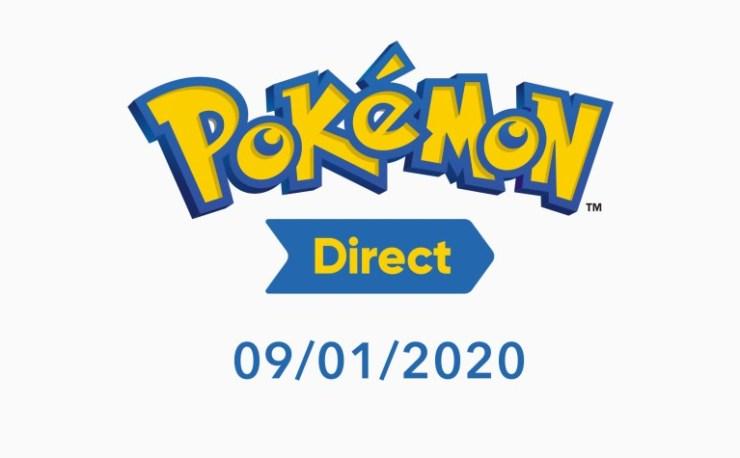 Pokémon Direct 09-01-2020