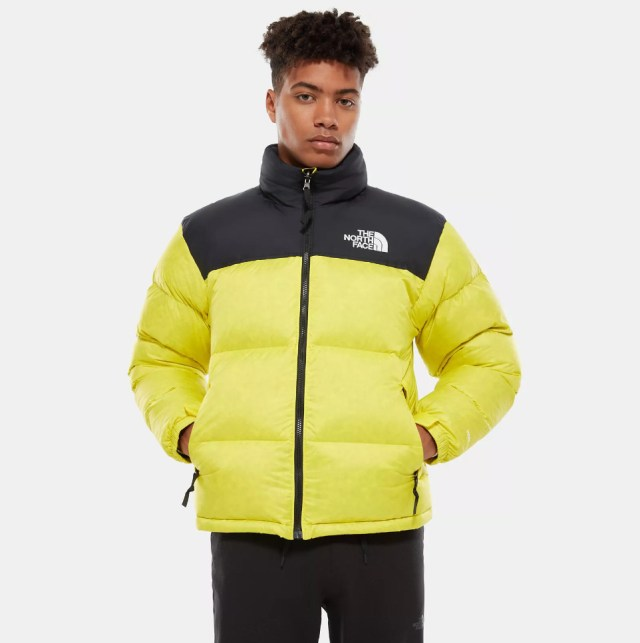 The North Face Retro 1996 Nuptse Packable jacket