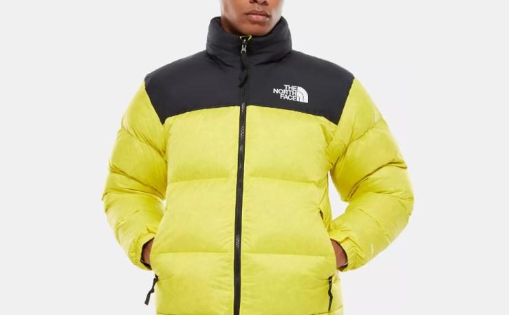 The North Face Retro 1996 Nuptse Packable jacket