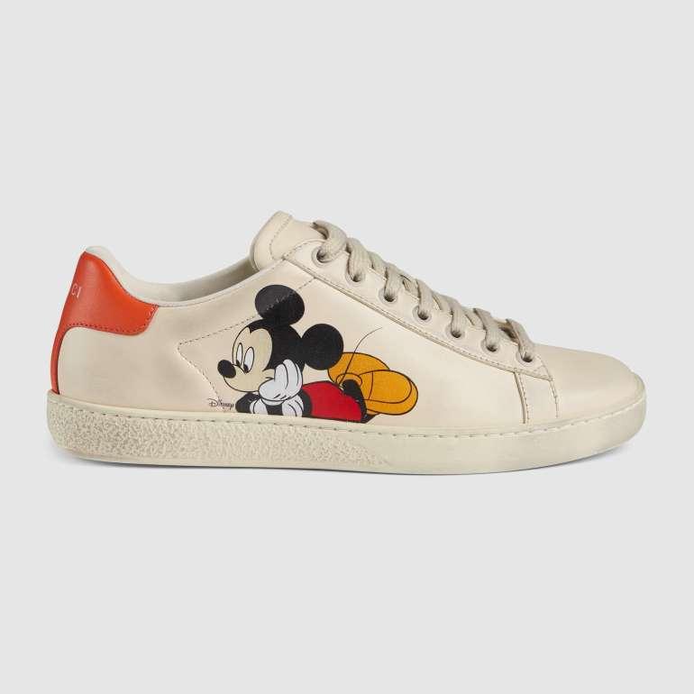 Womens-Disney-x-Gucci-Ace-sneaker