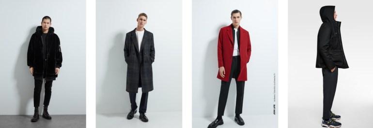 Zara - Men's coats