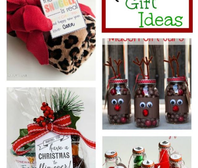 Fun Christmas Gifts For Friends And Neighbors