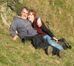 John & Elizabeth 2008