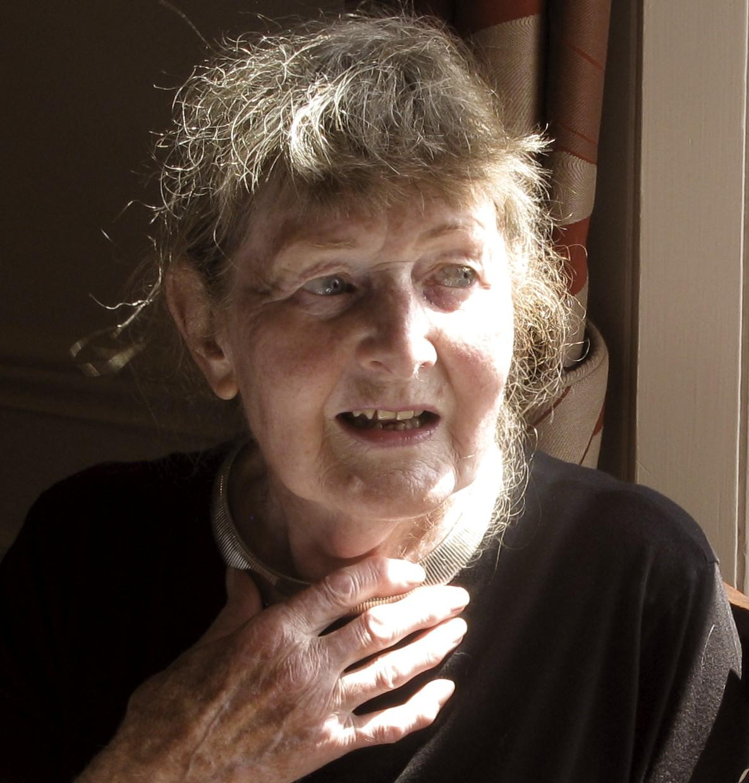 Mary Bench Levack