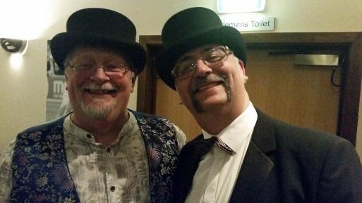 matt Chatfield and John Hacker