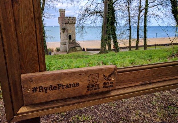 Appley Frame #RydeFrame
