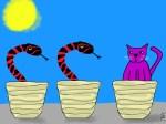 Purple Cat – David Abse