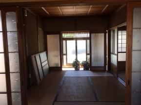 岐阜市施工例 古きを生かしたカフェハウス