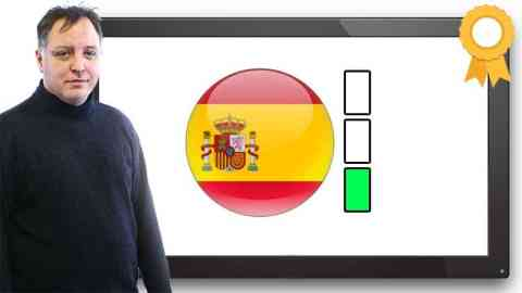 Learn Spanish Language: Complete Spanish Course – Beginners (With Subtitles)