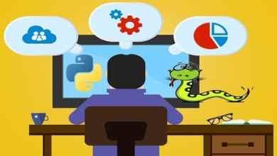 Master Python language - MySQL connector