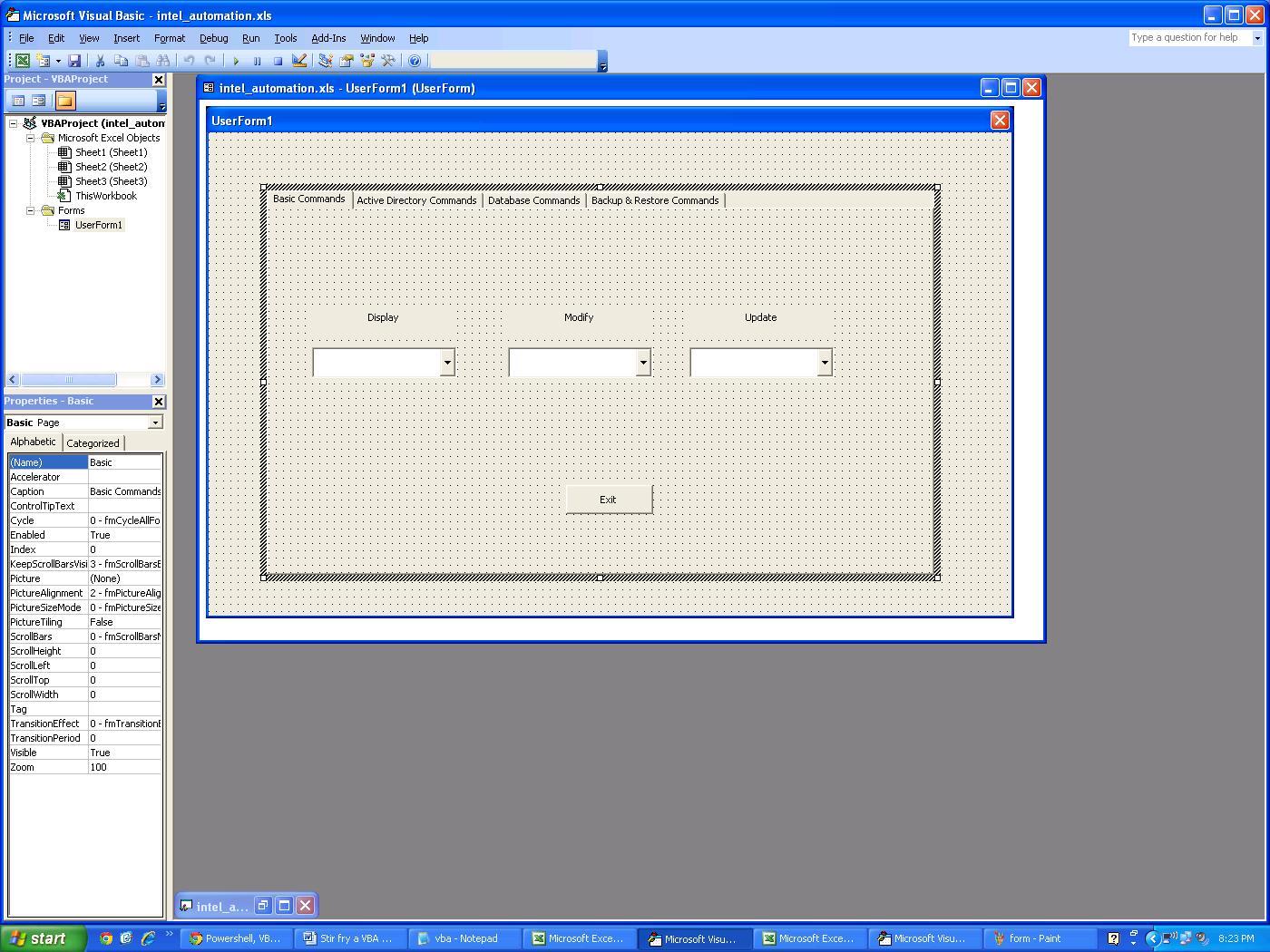 Add Minimize Button Excel Vba Form