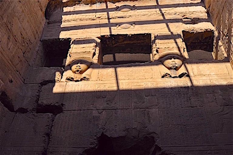 Mysteries of Hathor in Denderah by Antoine Gigal