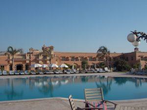 Fayum HotelSwimmingPool