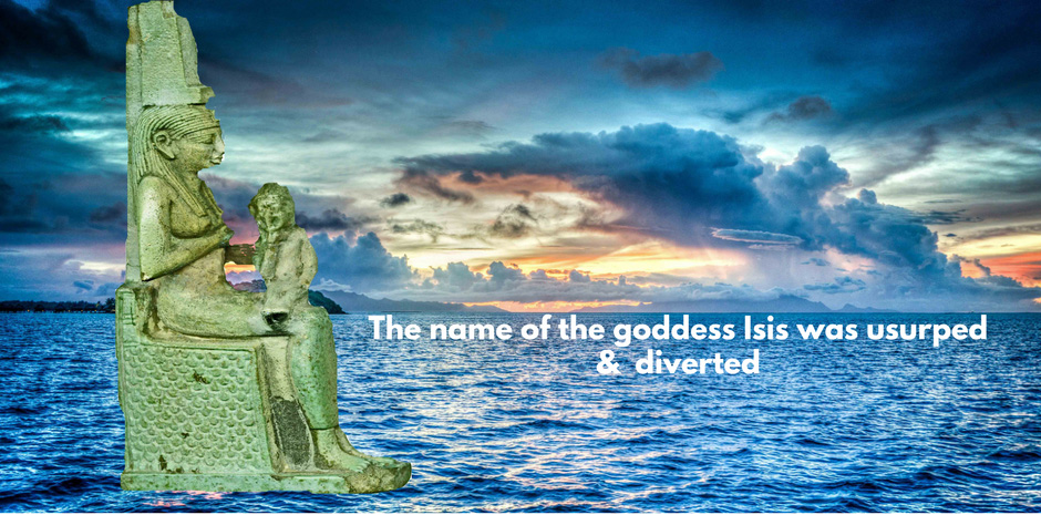 Name of Goddess Isis