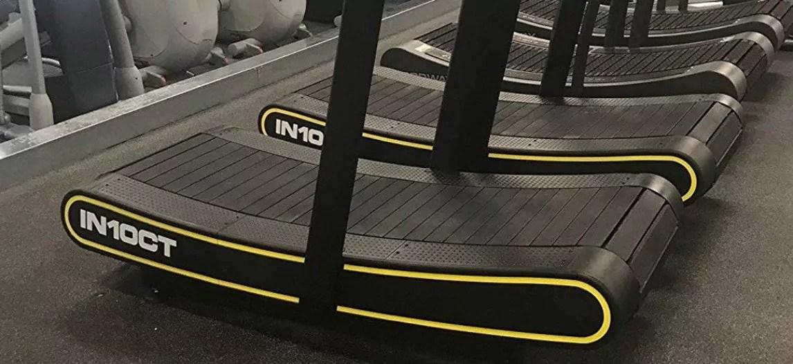 5 meilleurs tapis roulants courbes