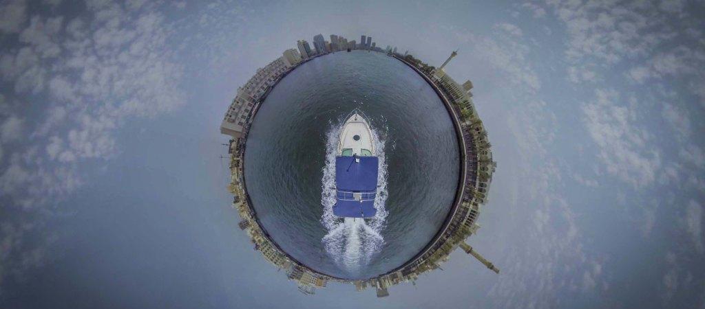 Little Planet Boat