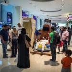 Dubai Mall booth