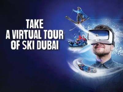 Ski Dubai Virtual Reality Experience