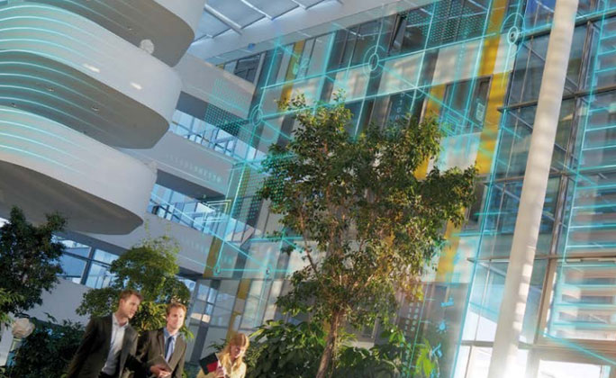 building management system from siemens