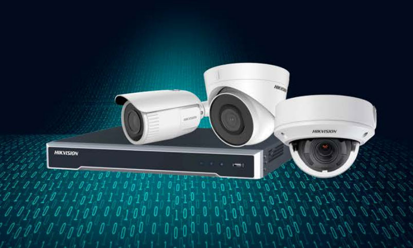 cctv survaillance camera from hikvision