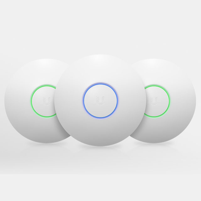 wireless access point for indoor