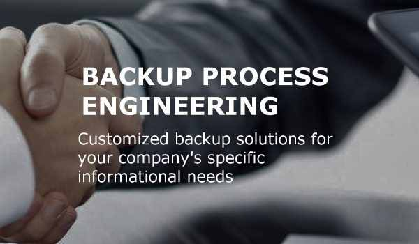 backup process engineering services