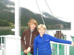 Simon und Alexander