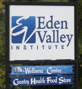 Eden Valley...
